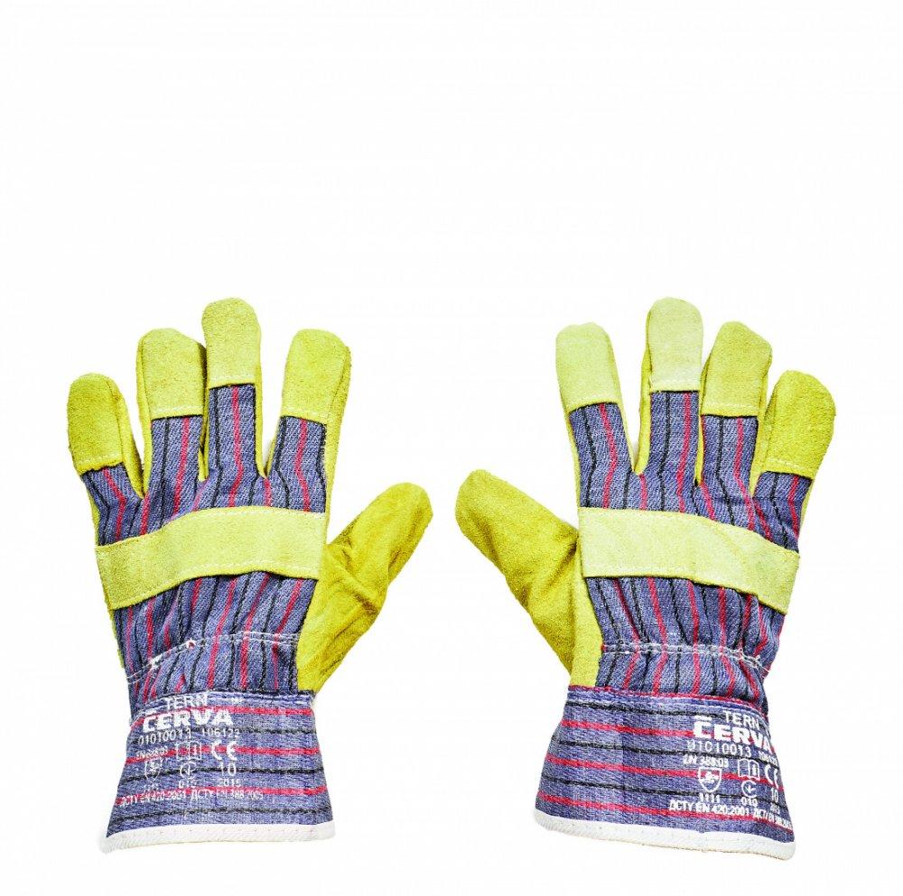 cb18b0b0cd4 TERN rukavice kombinované