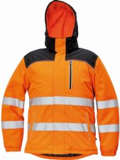 03010465_KNOXFIELD_HV_WINTER_JACKET_orange_CERVA 042017_10526